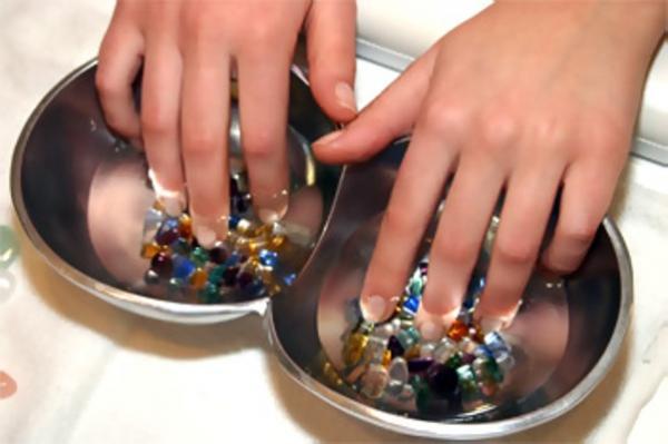 Как сделать накладные ногти своими руками фото