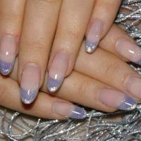Дизайн натуральных ногтей: фото декора и украшений для 42